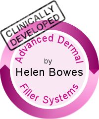 Advanced dermal filler systems clinically developed by Helen Bowes