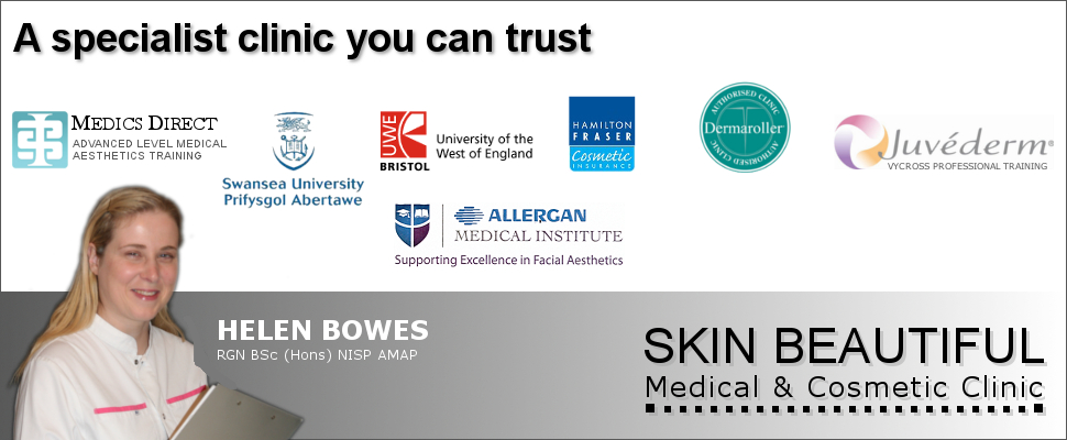 Skin Beautiful Clinics - Academic qualifications, Specialist certificates, Training and Insurance